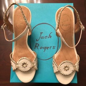 Jack Rogers Clare Wedge Sandals